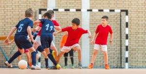 Kids Futsal Indoor Soccer Social Games Bracken Ridge