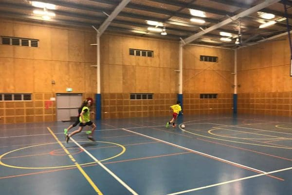 Bracken Ridge Futsal Indoor Soccer Venue