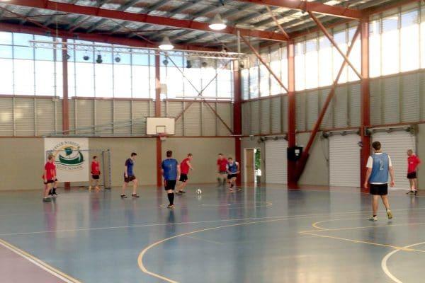 Rockhampton Futsal Indoor Soccer Venue