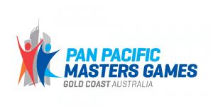 Pan Pacific Masters Games Logo