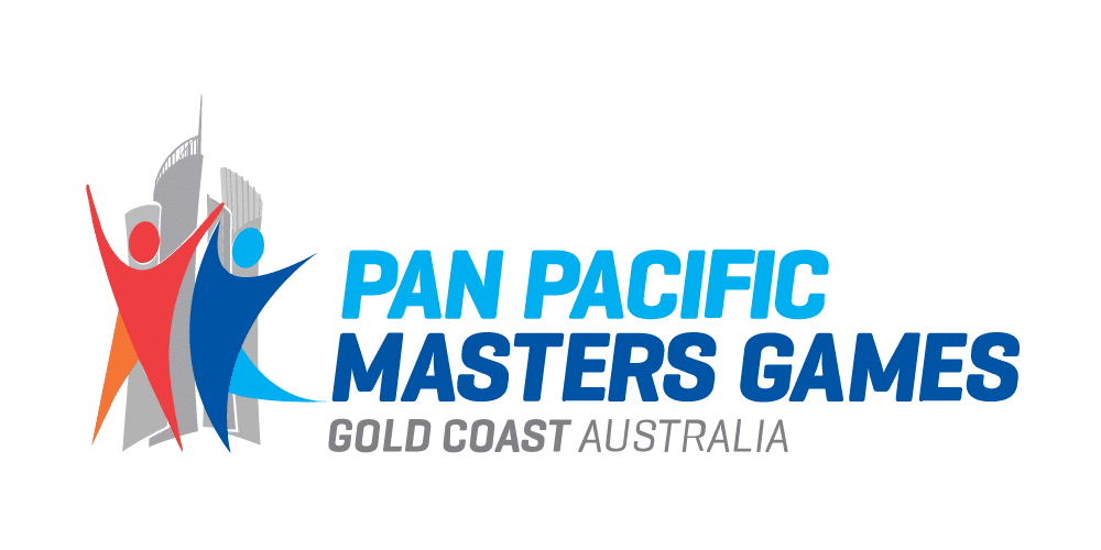 Pan Pacific Masters Games Logo