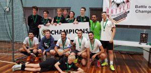 Battle of the Champions Futsal Tournament Winners