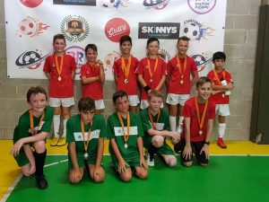 Junior Futsal Competition Wrap Up February 2019