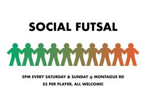 Social Futsal Brisbane