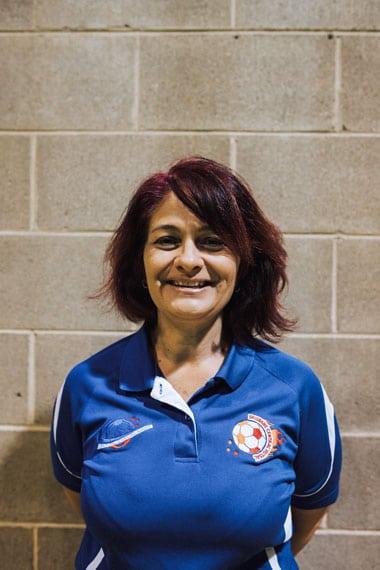Maria Brisbane Central Futsal Administrator