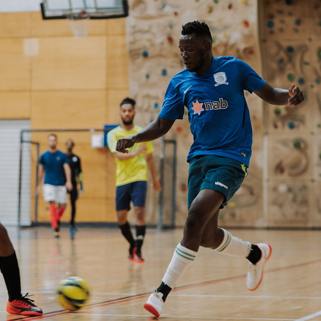 Register Brisbane Futsal League - Individual Nomination